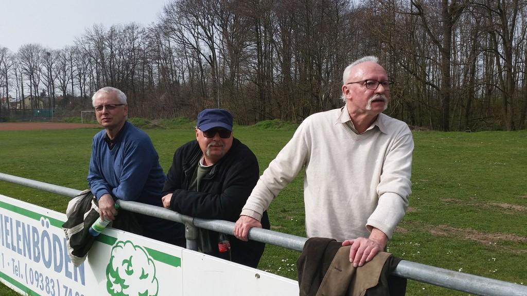 Stehplatz Tribüne Nord: Senior ULTRAS des TSV/DJK Wiesentheid