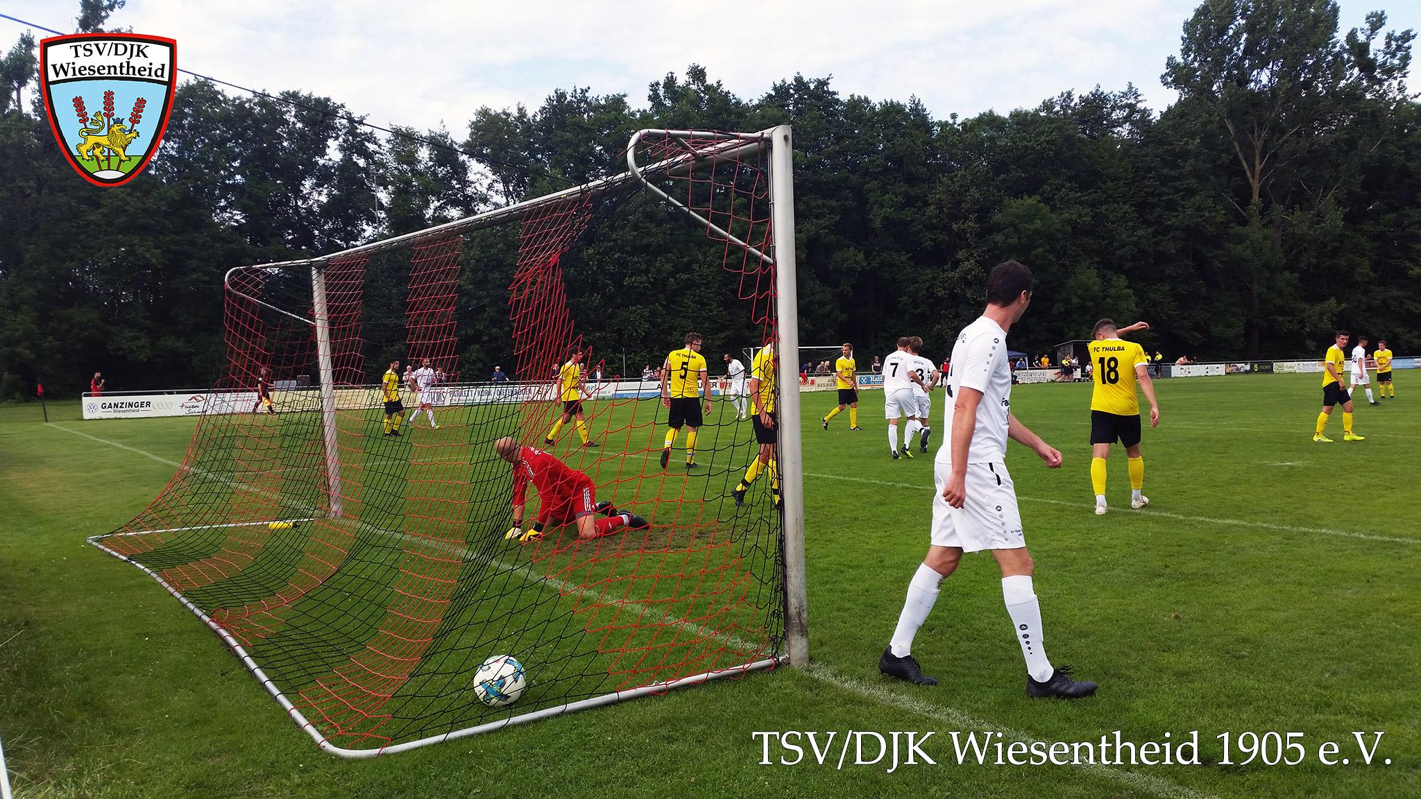 Wiesentheid erkämpft Remis gegen FC Thulba